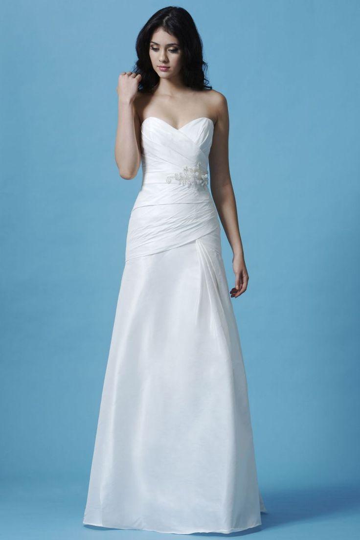 Silver Beach Wedding Dresses | Dress images
