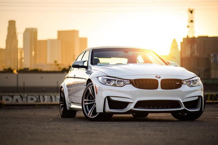 Taking in the last of the summer sunsets. #BMW #M3 ?: @ragingduck
