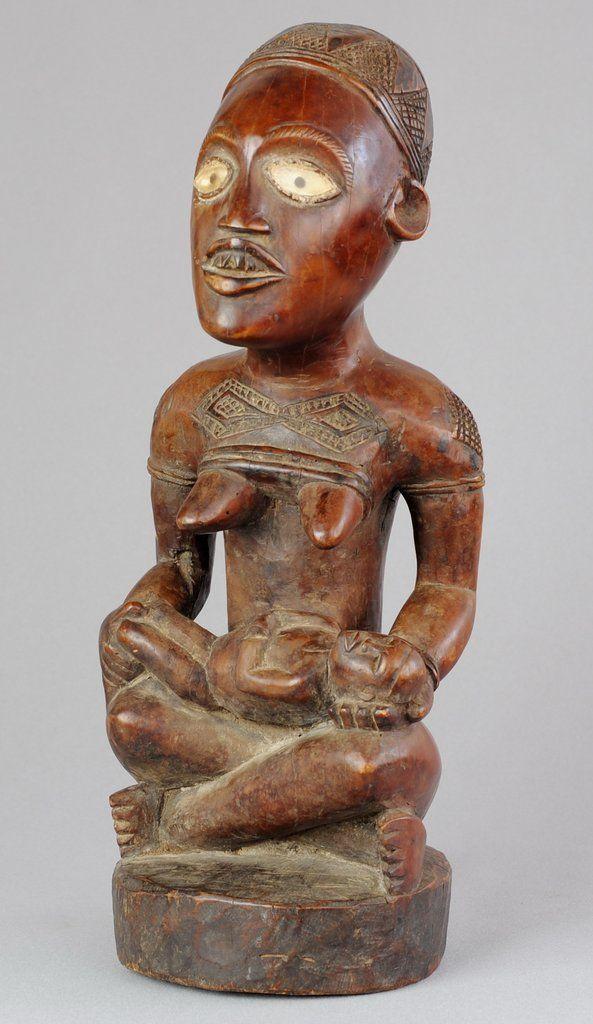 Belle Maternité Yombe Phemba - Maternity Bakongo Bayombe Congo RDC MC0510