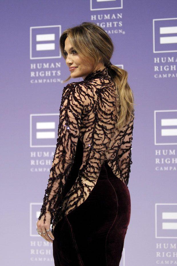Jennifer Lopez - 2013 Human Rights Campaign National Dinner
