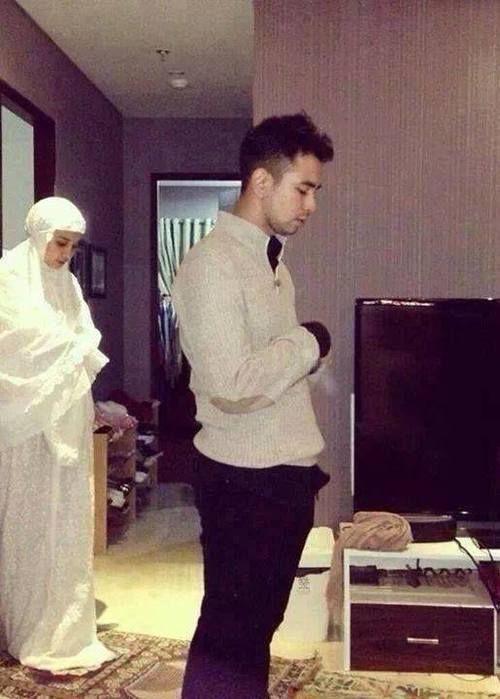 Halal love start's after Nikah