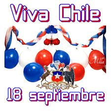 Resultado de imagen para fiestas patrias chile