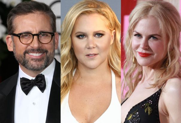 Steve Carell, Amy Schumer, Nicole Kidman In Rebecca Miller's 'She Came To Me'