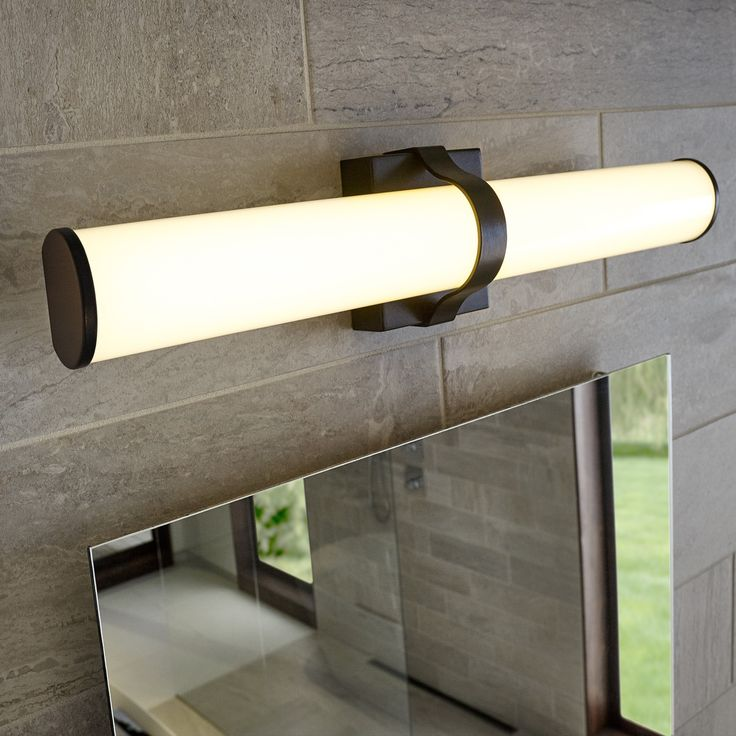 Refined yet stylish, the Lynk Bath Vanity Light simultaneously complements a wide range of bathroom decors while providing the bright, high-quality task lighting that is needed for vanity lighting. http://www.ylighting.com/lbl-lighting-lynk-bath-vanity-light.html #YinTheWild