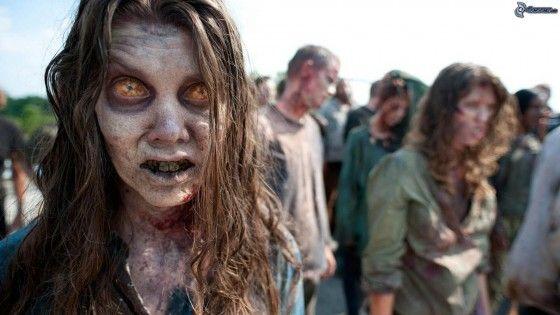 The Walking Dead 4 season4 trailer www.zworld.it