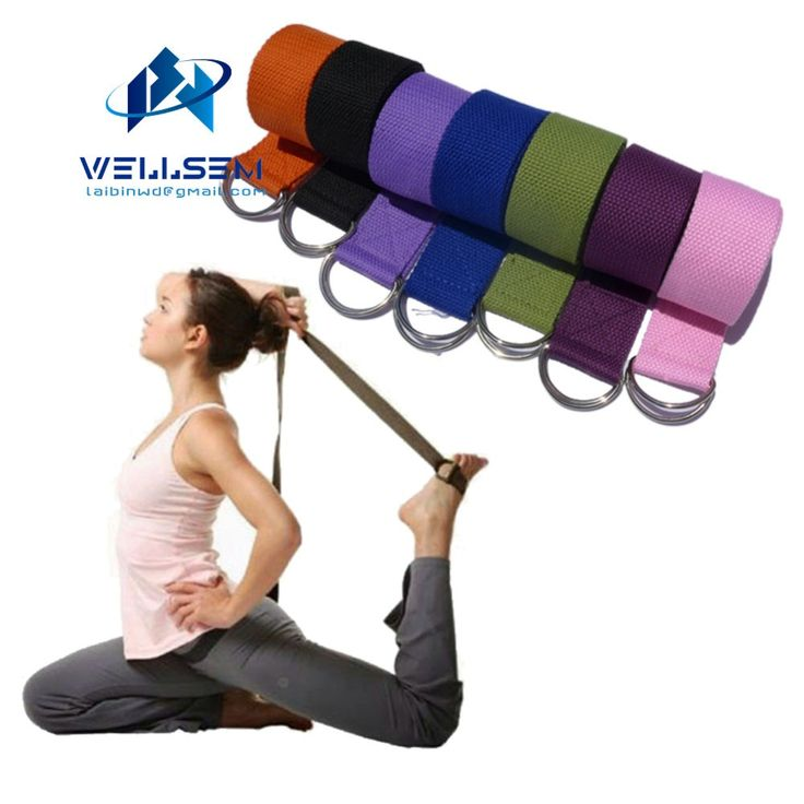 Wellsem New Multi-Colors Women Yoga Stretch Strap D-Ring Belt Fitness Exercise Gym Rope Figure Waist Leg Resistance Fitness Band     Tag a friend who would love this!     FREE Shipping Worldwide     Buy one here---> http://workoutclothes.us/products/wellsem-new-multi-colors-women-yoga-stretch-strap-d-ring-belt-fitness-exercise-gym-rope-figure-waist-leg-resistance-fitness-band/    #pilates