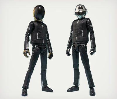 Daft Punk Aksiyon Figürleri - Askmen Türkiye - Mynet