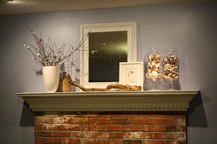 1000 ideas about contemporary fireplace mantels on for Winchester homes cabin branch townhomes