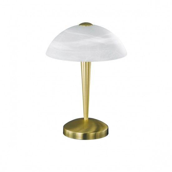 Midica Art Déco   Lampe de table en laiton