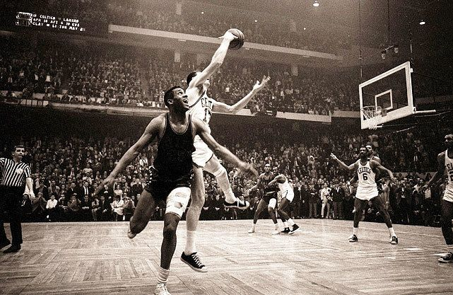 <p>Leading 110-109, Boston Celtics guard John Havlicek stole the ball on the inbounds pass from the Philadelphia 76ers to secure the Celtics victory. The Celtics would go on to the NBA Finals, where they would defeat the Lakers in five games.</p>