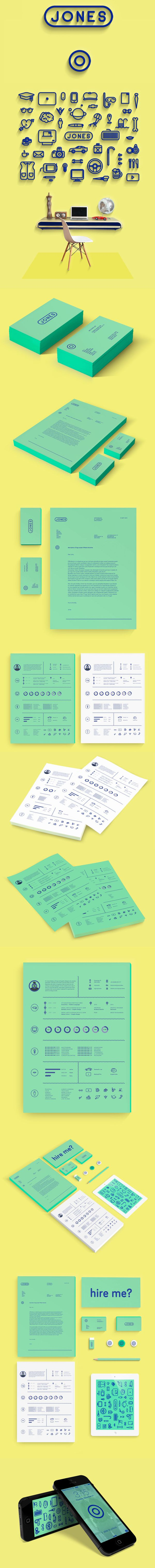 125 best Empleo 2.0. Cartas y tarjetas de presentación images on ...