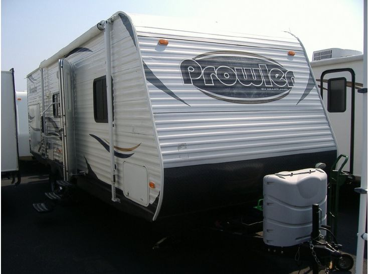 Get most affordable deals on Cheap Used 2014 #Heartland Prowler 26P RBK #Travel_trailer by Ruffs RV Center in Euclid, OH, USA. We have hundred of dealer in different states with various types of RVs. This 2014 Heartland Prowler 26P RBK Travel trailer available in good condition with all best features. You can see more information at: http://goo.gl/3l4GzN