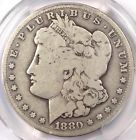 1880-CC Morgan Silver Dollar $1 - PCGS G6 - Rare Certified Carson City Coin - http://coins.goshoppins.com/us-coins/1880-cc-morgan-silver-dollar-1-pcgs-g6-rare-certified-carson-city-coin/ #Coins #GoldCoins #Silver #Coins #USCoins #TheHappyCoin