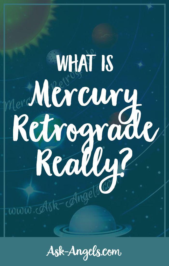 What is Mercury Retrograde Really?