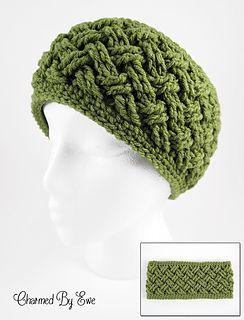 Ravelry: Celtic Dream Head Wrap pattern by Janaya Chouinard
