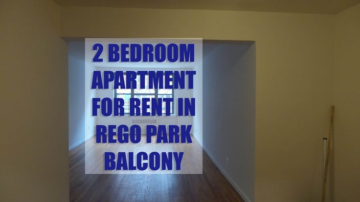 All new 2 Bedroom apartment with Balcony for rent in Rego Park, Queens, NYC