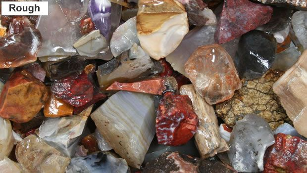 Picture Identification Guide for Polished Stones and Tumbled Rocks