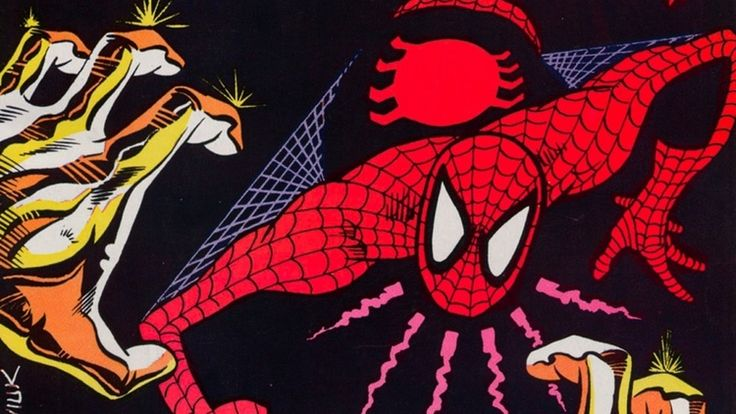classic spiderman symbol i - photo #18