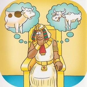 De dromen van de farao
