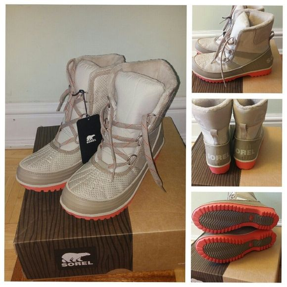 NIB Sorel Waterproof Boots Size 8.5 Great new Sorel boots. Good for any winter weather. SOREL Shoes Winter & Rain Boots