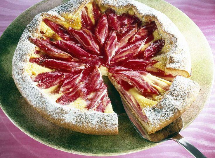 Rhabarber-Vanille-Kuchen   http://eatsmarter.de/rezepte/rhabarber-vanille-kuchen