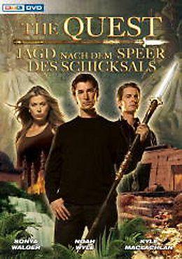 The Quest - Jagd nach dem Speer des Schicksals DVD | Weltbild.ch