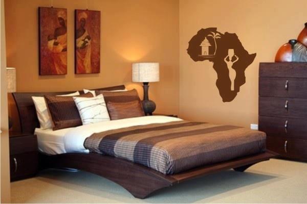 My future bedroom. Love African deco!