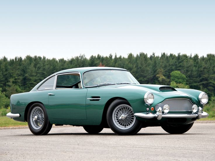 1960 DB4 Series II