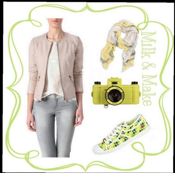 [Moda] Outfit e nailart primaverile