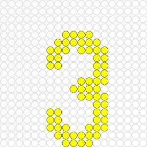 * Cijfer 3