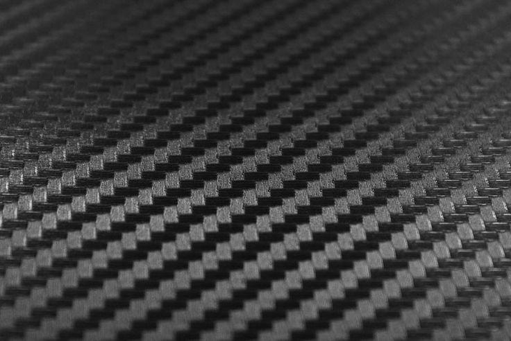 Black 3D Carbon Fiber Vinyl Film Wraps