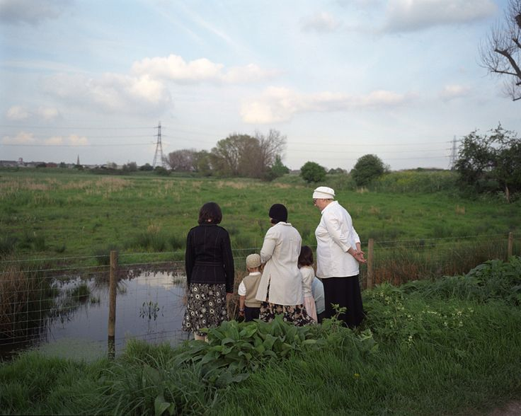 """In the mid-2000s, before the Olympics came along, Polly Braden and David Campany documented the """"untamed wilderness"""" of Lea Valley."""