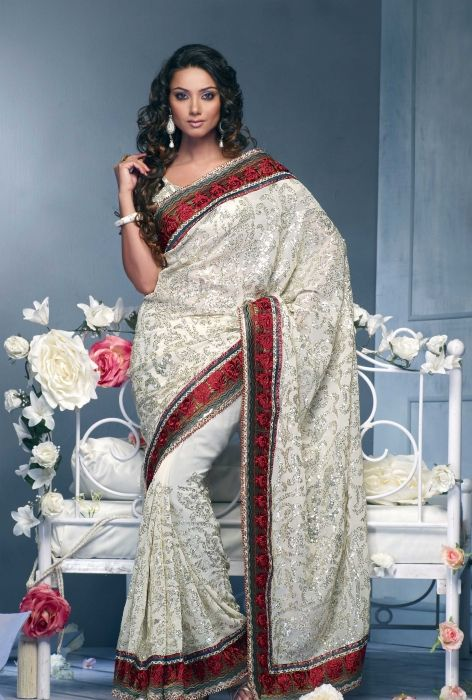 Sari : Сари 78 - Indian Sari : Индийские сари - Галерея - International Vaishnavas Portal