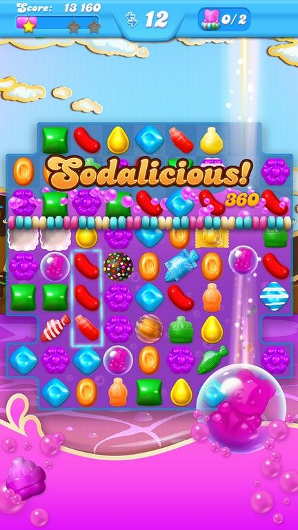 Candy Crush Soda Saga Makes a Splash With Worldwide Mobile Launch