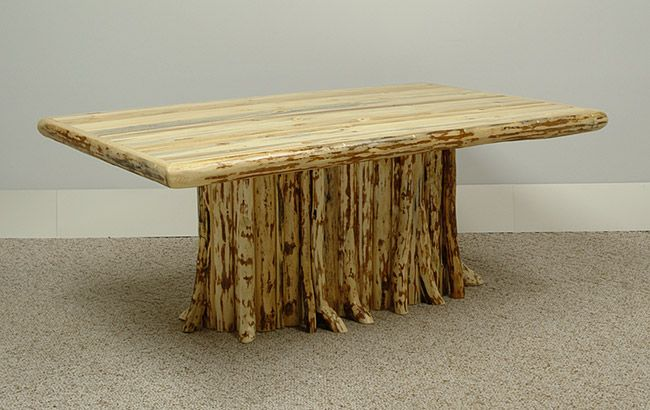 ... table legs rustic log 6 branch stump table more side table ideas table