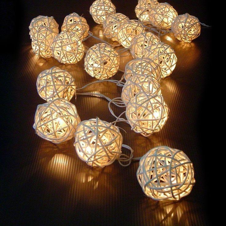 kingtoys® 20 LED della Batteria luci leggiadramente della stringa per il Natale, Matrimonio e decorazione del partito: Amazon.it: Illuminazione