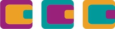Terciária ( Combinação de cores resultantes das misturas das cores secundárias: roxo alaranjado, amarelo esverdeado, violeta azulado, azul esverdeado, amarelo alaranjado ou roxo violáceo.)