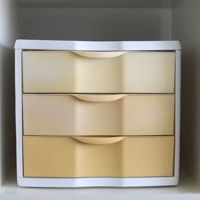 best 20 paint plastic drawers ideas on pinterest