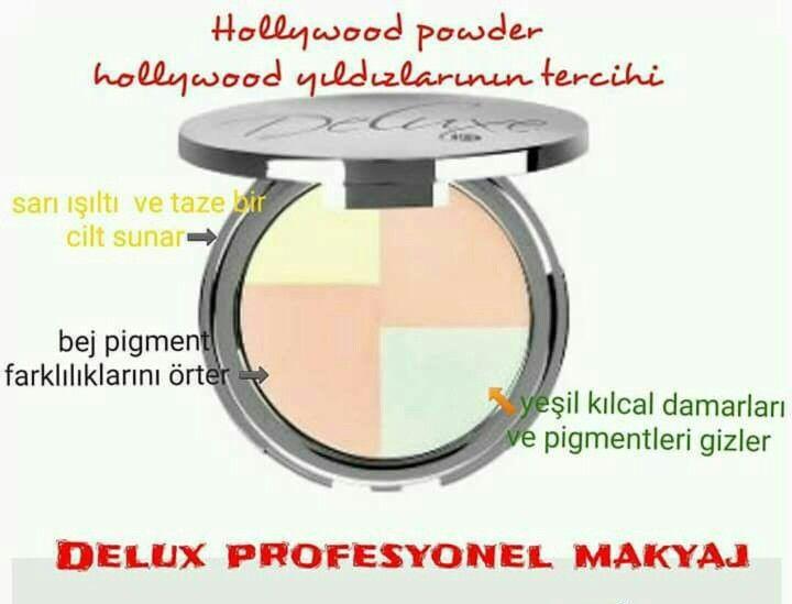 Lrturkey hollywood powder
