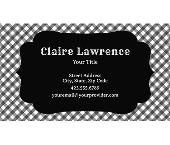 11 best printable business cards images on pinterest business card download this checkered black white business card template and other free printables from myscrapnook reheart Gallery
