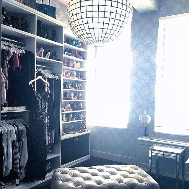 16 Real-Life Dream Closets From Around The Country