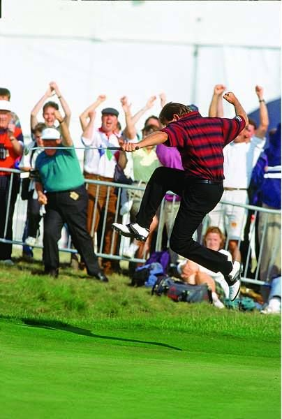 Hale Irwin...what a great golf moment