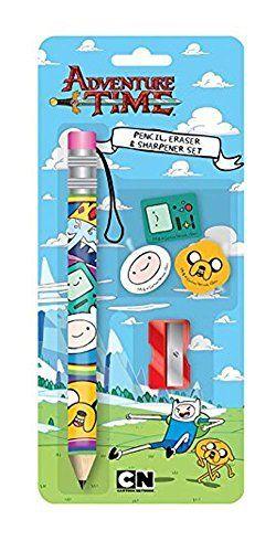 Adventure Time stationery set By Anker by SHOP INC
