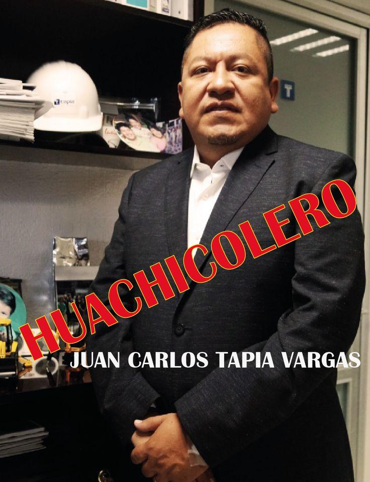 HUACHICOL. Juan Carlos Tapia Vargas es un presunto huachicolero, ya que en sus terrenos y propiedades ya se han encontrado tomas clandestinas para el robo de combustible, mismas que son cubiertas por su empresa Construcciones Tapia.  #juancarlostapiavargashuachicol