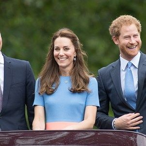 Here's What Prince William Thought Of Prince Harry's Relationship Statement #princeharry #britishroyalty #elleau