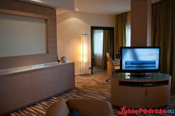 My #Executive #Suite  #Hilton #Frankfurt #Airport more photos: http://lubiepodroze.eu/hotel-hilton-frankfurt-airport-recenzja/