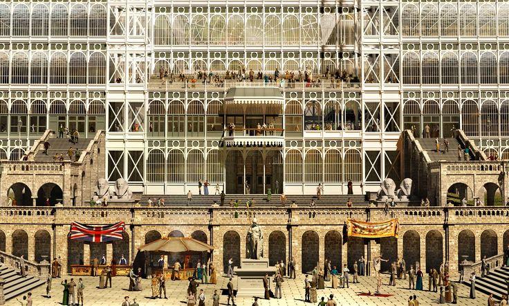 CGI Crystal Palace 1900