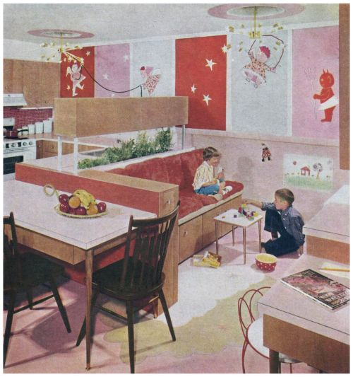 50s Kitchen Art: Best 25+ 1950s Home Ideas On Pinterest
