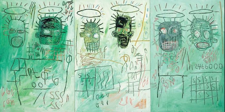 <p>Today+is+the+occasion+to+bear+in+mind+the+American+artist+Jean-Michel+Basquiat+(22/12/1960-12/8/1988).+Basquiat's+work+is+an+example+of+how+the+American+artists+of+the+'80s+could+reintroduce+the+human+figure+in+their+work+after+the+wide+success+of+Minimalism+and+Conceptualism,+thus+establishing+a+dialogue+with+the+more+…</p>