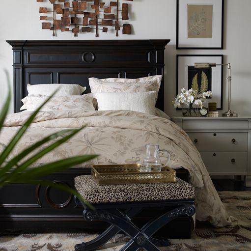 ethan allen bedrooms. from Ethan Allen  Taupe O The Morning Bedroom 32 best Bedrooms images on Pinterest allen